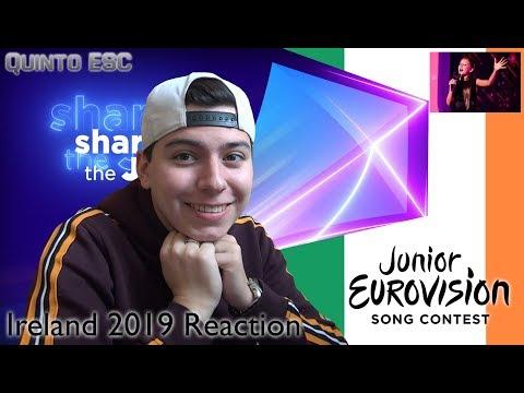 Anna Kearney - Banshee Reaction - Junior Eurovision 2019 (Ireland) - Quinto ESC