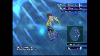Final Fantasy X - Blitzball Techniques: Volley Shot