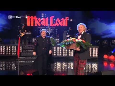 Meat Loaf Medley - Wetten, dass...? [extended version including the kisses and some talk],