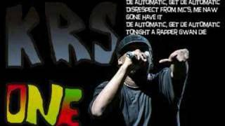 Watch KrsOne De Automatic video