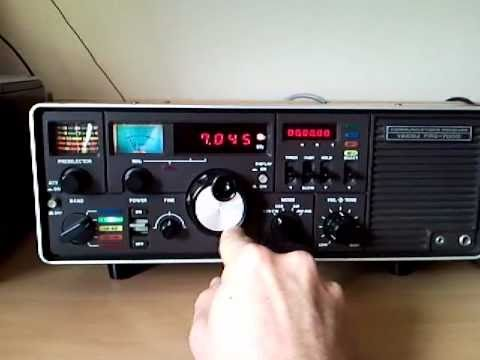 Yaesu FRG-7000 Communications Receiver