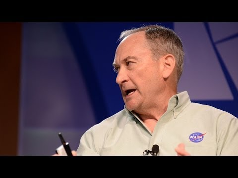 Deadly Asteroids: Can We Spot Them in Time? - NASA's Lindley Johnson and Ed Lu (Full Session)