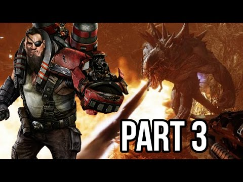 Evolve Gameplay Walkthrough - Part 3