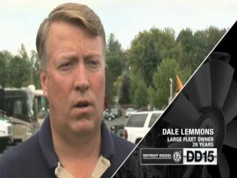 Detroit Diesel DD15 Engine Testimonials
