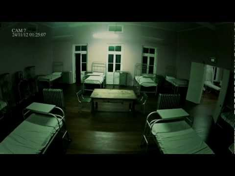 The Quarantine Hauntings- Trailer (2013) HD