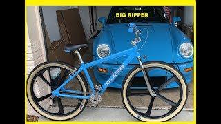 SE BIG RIPPER 29ER BIKE MIAMI BLUE PORSCHE 911SC COMBO