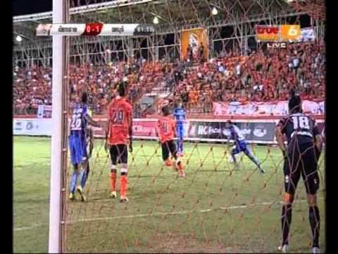 Chiangrai United 1-1 Chonburi FC