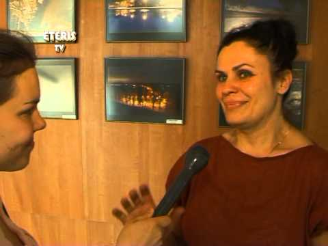 """ETERIS TV 2013.05.21 Birštone - modernaus šokio festivalis - konkursas """"Judančios spalvos 2013"""""""