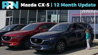 1 Year Ownership   2017 Mazda CX-5   TestDrive Garage