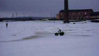 Самодельный вездеход каракат \ homemade ATV \ meanwhile in Russia