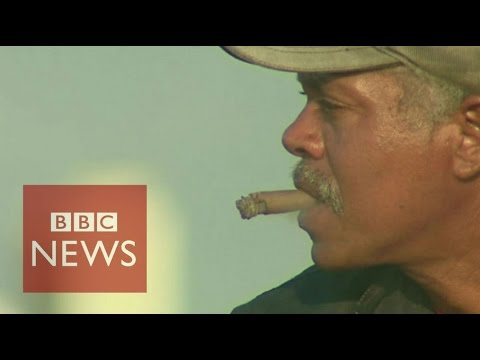 How will Cubans welcome America? BBC News