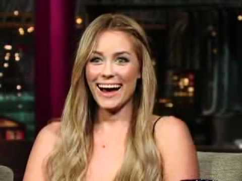 Letterman - Lauren Conrad on