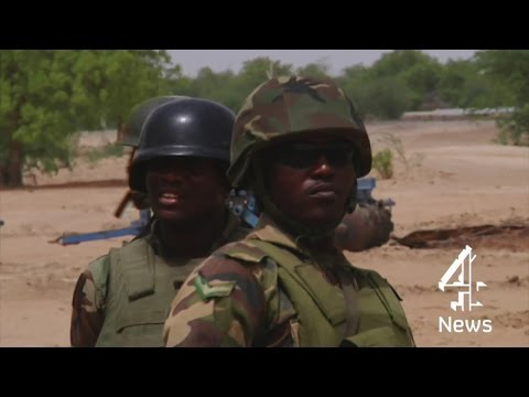 Nigeria's hidden war: the hunt for Boko Haram | Channel 4 News