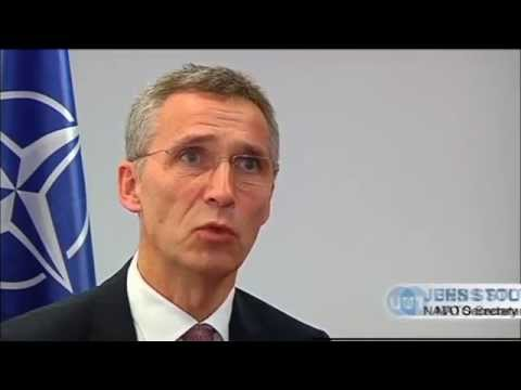 NATO Accuses Kremlin of Supporting Insurgents in Ukraine: NATO ready to re-establish Russia ties