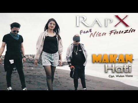 Download RapX ft. Nisa Fauzia - Makan Hati    Mp4 baru