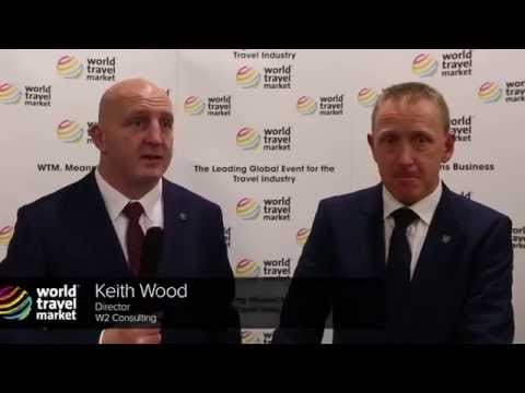 WTM 2014  - W2 Consulting Interview on Sport Tourism