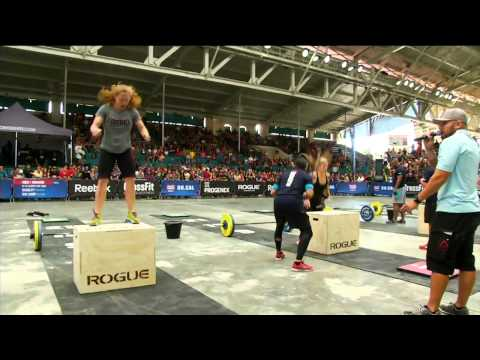 CrossFit - SoCal Regional Live Footage: Women's Event 5
