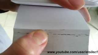Best skills of Ronaldinho in flipbook by Etoilec1