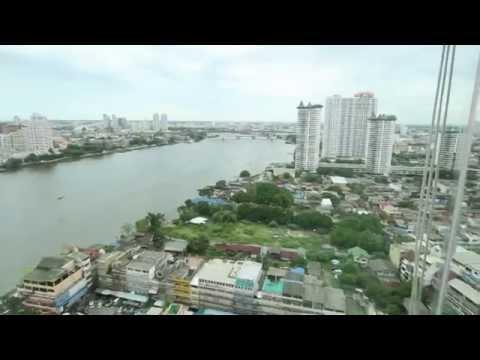 Watermark Riverside condo for SALE 14.5 / Rent 65,000 SaphanTaksin BTS Bangkok
