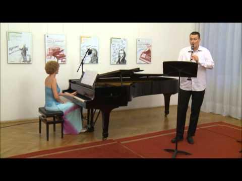 Three Dreams By Alan Holley,  Miloš Bjelica - Clarinet And Veroslava Jovanović - Piano video