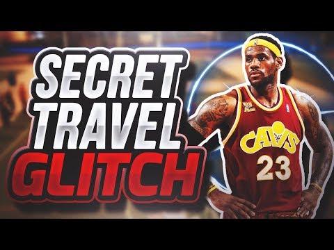 NBA 2K17 Tips: SECRET OVERPOWERED TRAVEL GLITCH! MOON WALK DOWN COURT CHEESE TUTORIAL IN NBA 2K17!