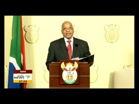 President Jacob Zuma apologises to the nation over Nkandla