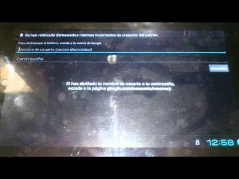 desbloquear tablet atvio mid7108sc