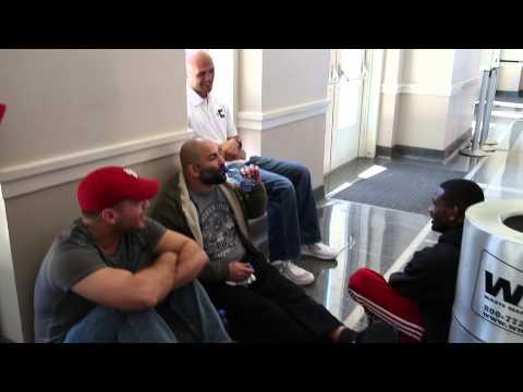 ATT Vlog  UFC 171 Part 1