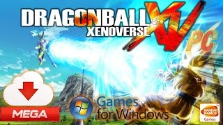 Dragon ball Z Xenoverse PC Full español mas crack Descarga MEGA, Mediafire