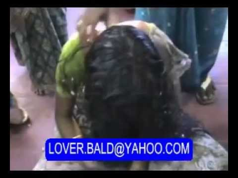Indian Women Head Shave - THP 2011 - PT1 3GP Mp4 HD Free download