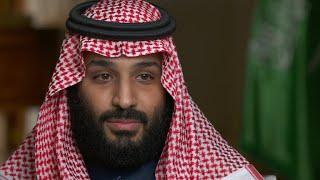 Saudi crown prince says Iran's Ayatollah Khamenei is \