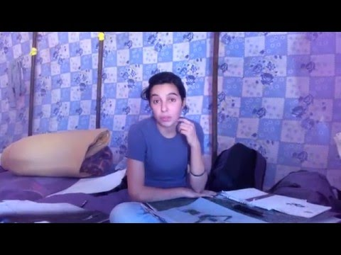 Nachida Souilamas (23 ans) BLIDA, ALGERIA