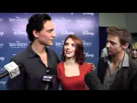 Funny Moments with Tom Hiddleston