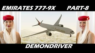 Emirates 777-9X RC Airplane Airliner Build Part-8