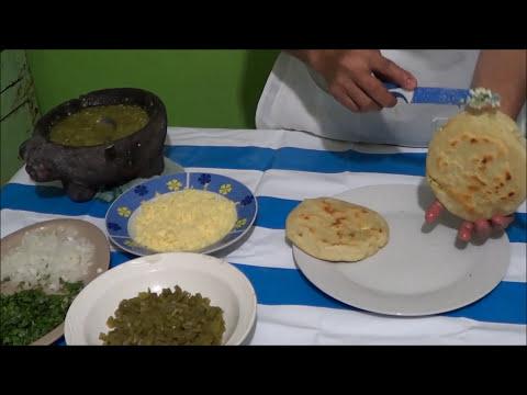 Receta de Gorditas-Gorditas de Requeson-lasdeliciasdelupita