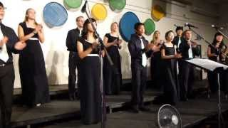 Walk in Jerusalem - Grace Chanson Choir Fall 2013