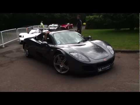 Goodwood 2012 Supercars HD