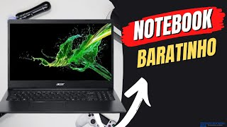 ✅ notebook acer aspire 3 a315-53-34y4 core-i3 4gb ✅