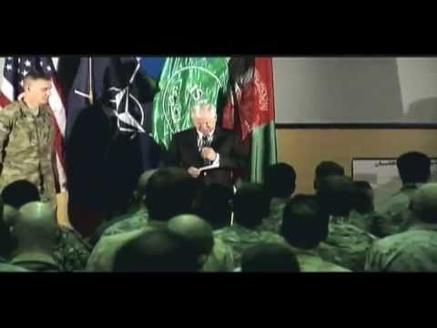 Robert Gates Leaves Afghanistan, June 7th 2011