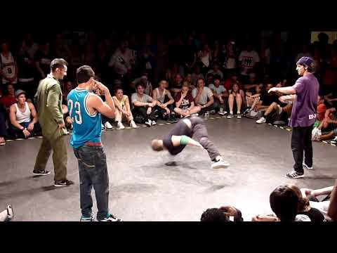 Lil G (Speedy Angels) VS Maksym & Kid-James (Lost Kidz) @ BOTY Germany 2010