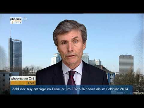 Prof. Ferdinand Dudenhöffer zur Bilanz der Volkswagen AG am 12.03.2015