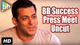EVENT UNCUT: Salman Khan Celebrates The Success Of 'Bajrangi Bhaijaan' With Media In Karjat