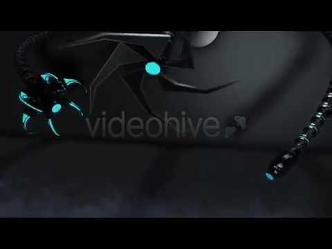 Sneak Robot Arms   Cinema 4D Templates   Project Files
