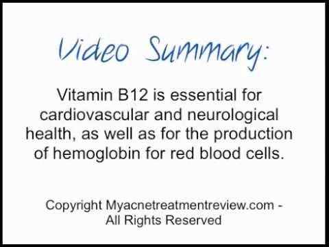Vitamin B12 And Acne