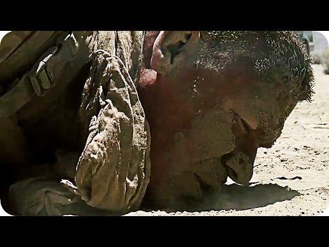 THE WALL Trailer (2017) John Cena, Aaron Taylor-Johnson Movie