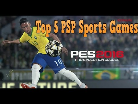 Top 5 Sports PSP Games Ever!
