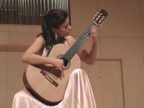 Ana Vidovic 2007 - Ponce Fiesta