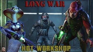 XCOM 2 Long War Наемники Umbrella. Оборона земли продолжается!