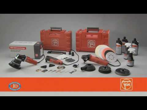 0 Fein Marine Range of Power Tools Part I