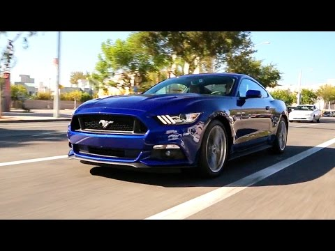 2015 Ford Mustang - Review and Road Test